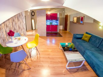 Luksusowy Design-Loft Centrum/Starym Miescie+netfl