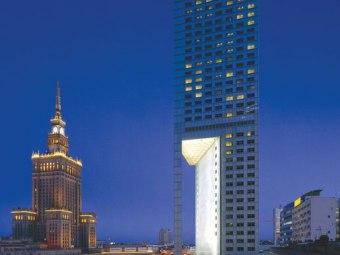 Hotel Intercontinental Warszawa