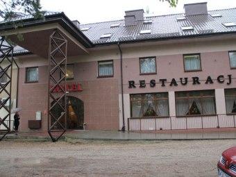 Hotel - Restauracja Bulwar