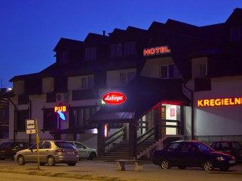 Labirynt Kompleks Gastronomiczno Hotelowy