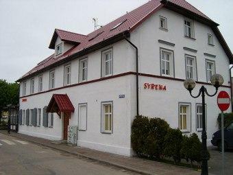 Dom Wczasowy Syrena
