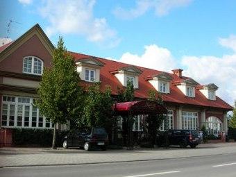 Pensjonat Restauracja Zacisze