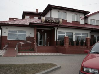 Hotel i Restauracja Roco Latte
