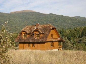 Chata Smerek Bieszczady Wysokie