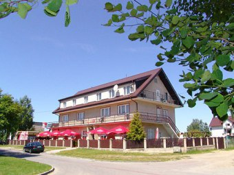 Pokoje Gościnne Restauracja Maxim