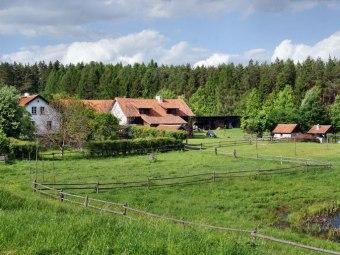 Warminsko-Mazurskie Stowarzyszenie Agroturystyczne-Dom Gościnny Oficyna Dorota Łepkowska