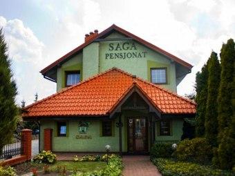 Pensjonat Saga