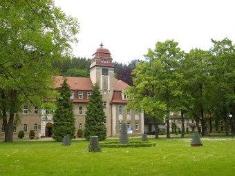 Szpital Uzdrowiskowy Jan Kazimierz - Uzdrowisko