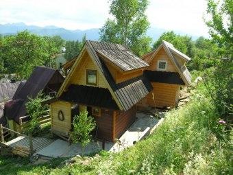 Góralska Chata, Domki w Dolinie Kościelisko