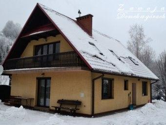 Domek w górach - Zawoja