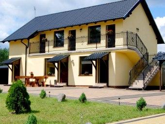Hotelik Nad Wdą