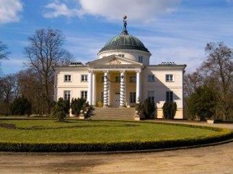 Pałac Lubostroń