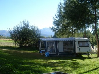 Camping i pokoje willa skoczek zakopane
