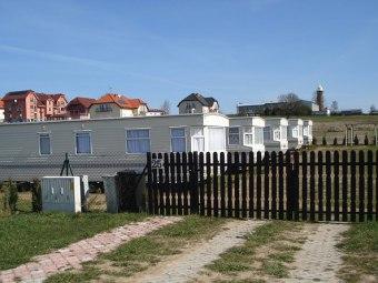"""Domki Letniskowe """"Bursztynek"""""""