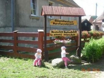 Lubuskie Stowarzyszenie Gospodarstw Agroturystycznych-Koziołek Suchodołek
