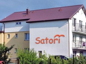 Dom Wypoczynkowy Satori - dobry nocleg