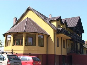 Pensjonat Jantar Leśniczówka