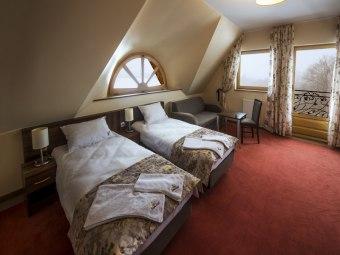 Hotel Karczma Łabędź