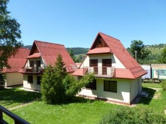 Baza noclegowa domki Zakopane Spyrkówka