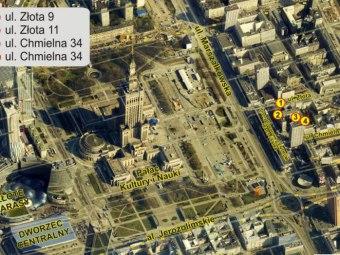 NWW Noclegi w Centrum Warszawy