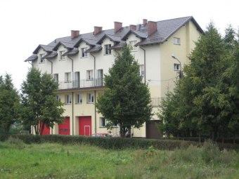 """Ośrodek turystyczny """"Jarzębina"""" w Cekcynie"""