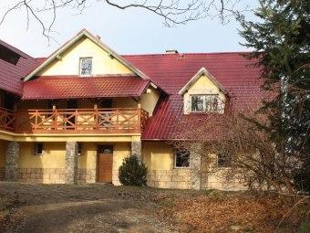 Dom Na Klonowym Wzgórzu