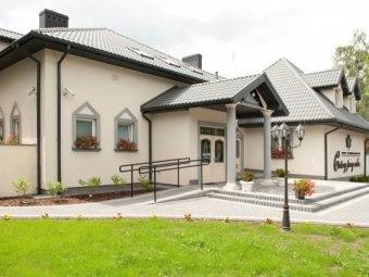 """Dom Bankietowy """"Cztery Pory Roku"""""""