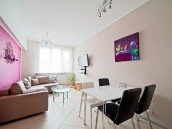 Apartament Focus ozonowane dezynfekowane