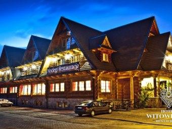 Noclegi Witowianka Restauracja