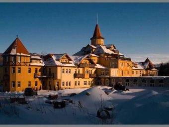 St. Lukas Sanatorium &SPA
