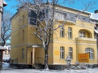 """Pensjonat """"Żółty Dom*"""
