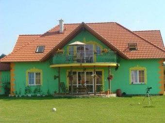 Agroturystyka Kolorowa Chata koło Karpacza