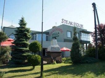 Steak House Villa Patrick