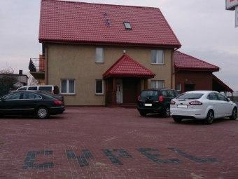Dom Gościnny Cypel