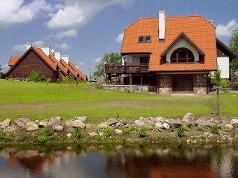 Rejentówka - apartamenty nad jeziorem