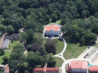 Zespół Pałacowo-Dworsko-Parkowy Drzeczkowo