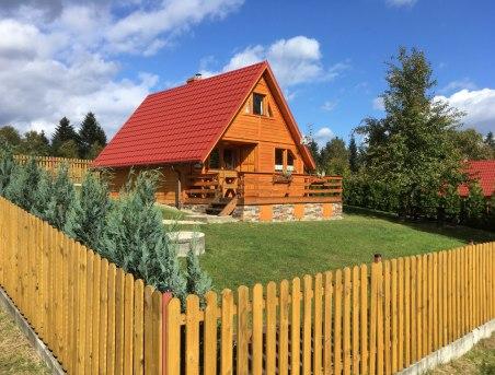 Domek w gorach