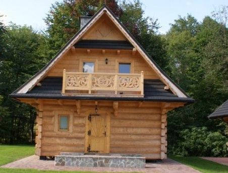 Ostoja Karlików - domki z kominkiem