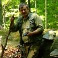 Leśniczy Kazimierz Nóżka