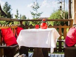 APARTMENT INTIMATE garden and terrace - MSC APARTMENTS Apartamenty, Domki, Pokoje!