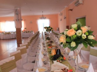 Banquets corporate - Hotel Arkadia