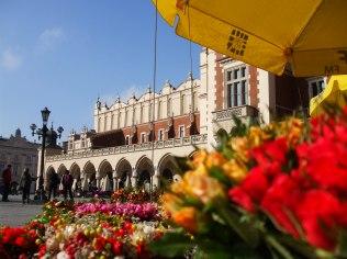 Kraków Sukiennice, Rynek Główny, Stare Miasto, od nas na Rynek tylko 25 min