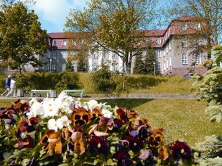 Stays medicinal - Sanatorium Chrobry