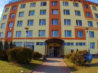 budynek hotel Płonia