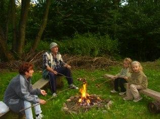 Family vacation in agritourism. - Agroturystyka Świętokrzyskie Smaki