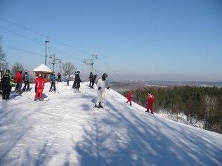 Skiing season - Dom Pod Kasztanami noclegi i rejsy motorówką