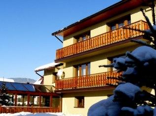 Skiing season - Villa Źródło & SPA Przyjazna Rodzinie