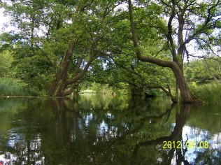 """Canoeing River Radunią - Pokoje Agroturystyczne """"U Hani"""""""