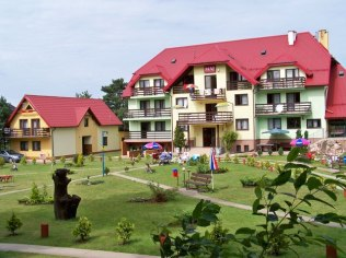 "Holidays for families with young children - Pokoje gościnne ""Maj"""