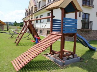 Holidays for families with young children - Sasinówka